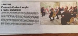 recensie Monolithe concert